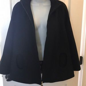 Betsey Johnson wool coat